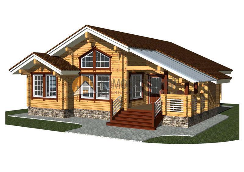 Каркасные дома под ключ Строительство каркасных домов Москва